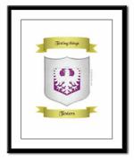 Print your crest on: Framed Panel Print