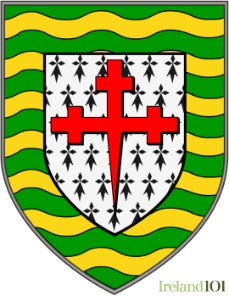 County Donegal coat of arms