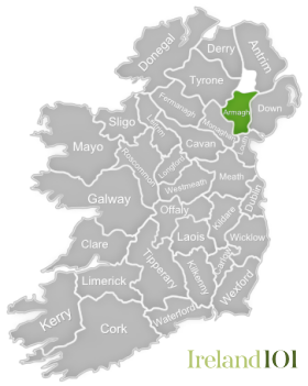 County Armagh Ireland Map.Counties Of Ireland Armagh Ireland