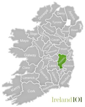 Counties Of Ireland Kildare Ireland