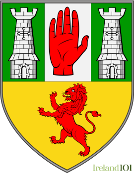 County Antrim Coat of Arms