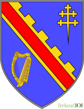 Coat of arms for County Armagh