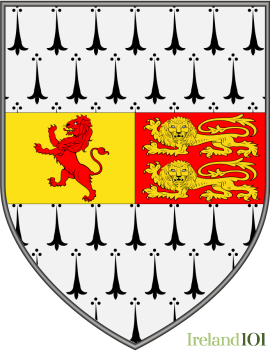 Coat of arms for County Carlow