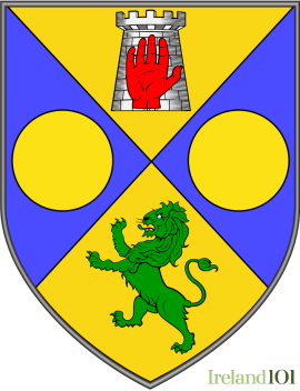 Coat of Arms for County Cavan