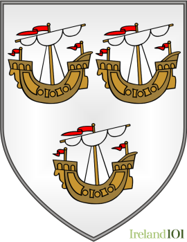 County Clare Coat of Arms