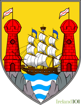County Cork Coat of arms