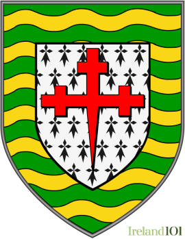 Coat of arms for County Donegal