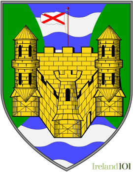Coat of arms for County Fermanagh