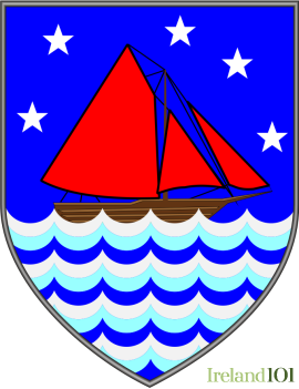 Coat of arms for County Galway