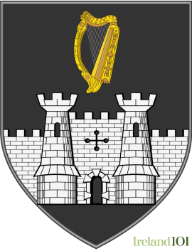 Coat of arms for County Kerry