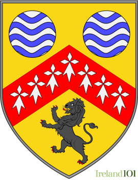 Coat of arms for County Laois