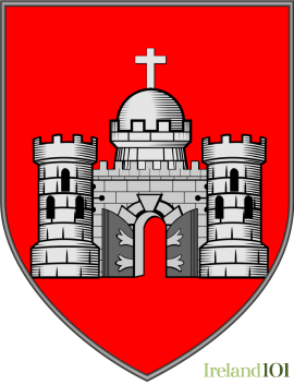 Coat of arms for Limerick City