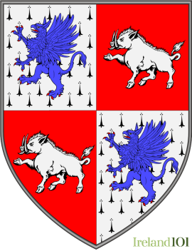 Coat of arms for County Longford