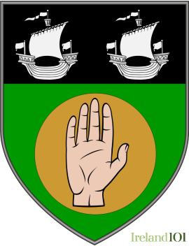 Coat of arms for County Louth