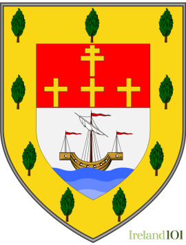 Coat of arms for County Mayo