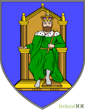 Coat of arms for County Meath