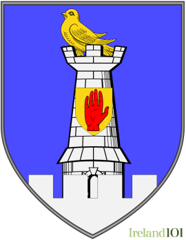Coat of arms for County Monaghan