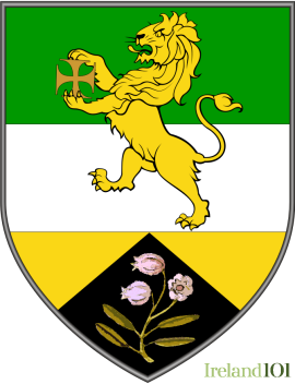 Coat of arms for County Offaly