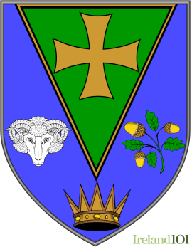 Coat of arms for County Roscommon