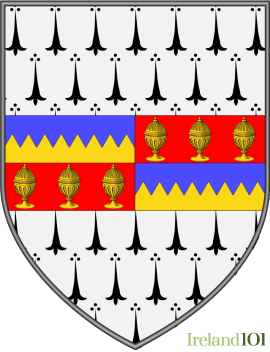 Coat of arms for County Tipperary