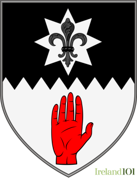 Coat of arms for County Tyrone