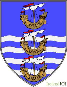 Coat of arms for County Waterford