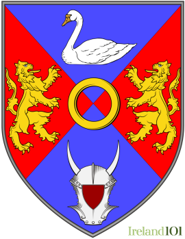 Coat of arms for County Westmeath