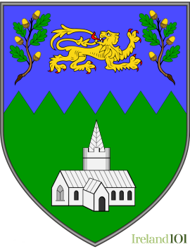 Coat of arms for County Wicklow