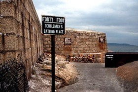 Forty Foot, Sandycove, County Dublin