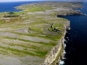 Dun Aengus, Inis Mor, Aran Islands off the coast of Galway