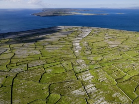 The three Aran Islands