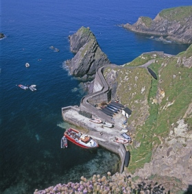 Dunquin Harbour, Dingle, Co. Kerry