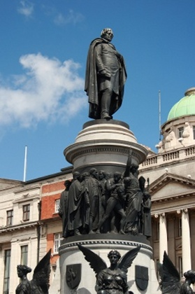 Statue of O'Connell