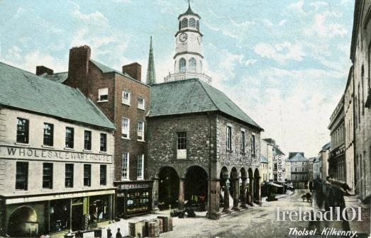 Kilkenny Sm on 1900 Generator House
