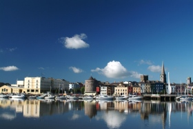 The Quays in Waterford City