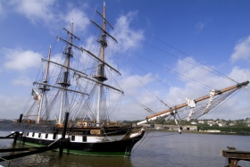 Dunbrody Famine Ship, Wexford