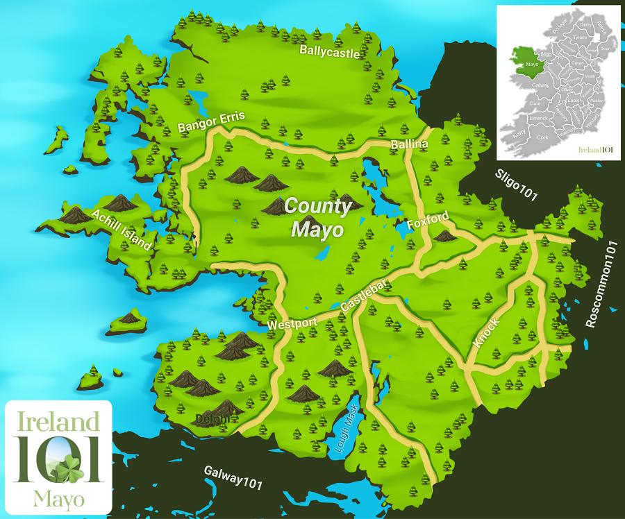 County Mayo, Ireland -- Community - Mayo County Council