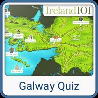 Map Of Ireland Galway County.Counties Of Ireland Galway Ireland