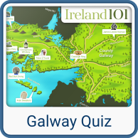 Map Of Ireland Galway.Counties Of Ireland Galway Ireland