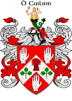 CULLINAN family crest