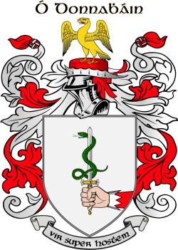 DONOVAN family crest