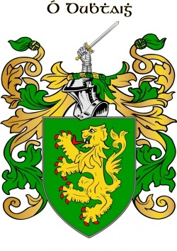 DUFFY family crest
