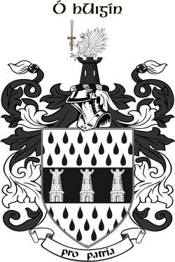O'HIGGINS family crest