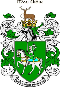 MACGUIRE family crest