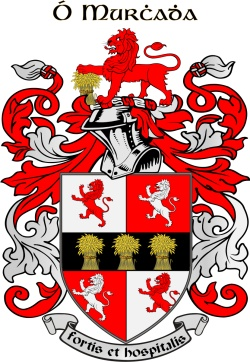 Murphey family crest
