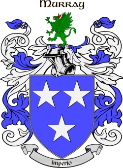 MACMURRAY family crest