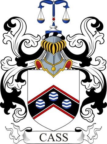 CASS family crest