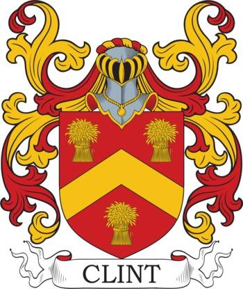 CLINT family crest