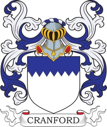 CRANFORD family crest