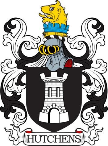 HUTCHENS family crest
